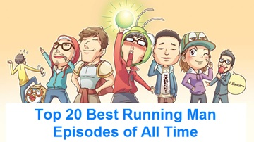 best running man episodes off all time