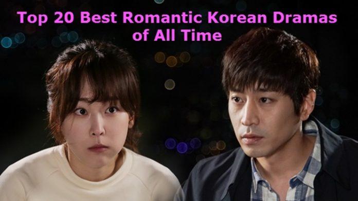 Top 20 Best Romantic Korean Dramas of All Time