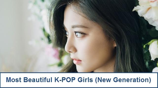 15 most beautiful kpop girls