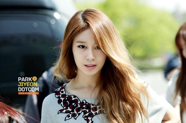 Park Ji Yeon T-ara