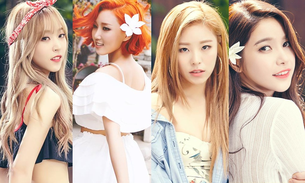 Mamamoo Members Profile 2017, Songs, Facts, etc  – a popular