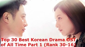 Best Korean Drama OST Songs of All Time Part 1