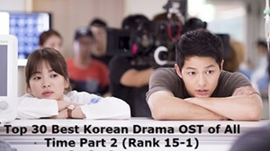 Best Korean Drama OST Songs of All Time Part 2