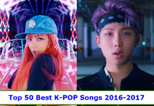 best korean kpop songs 2016-2017