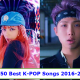Top 50 Best Korean/K-POP Songs 2016-2017