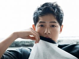 song joong ki handsome actor