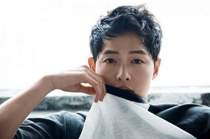 song joong ki handsome actor