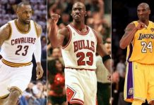 best nba players of all time