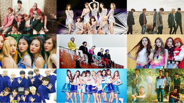 Top 10 Best K-Pop Songs of 2018   Kmazing org