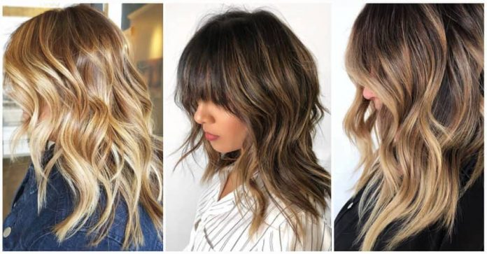 how to cut long layers