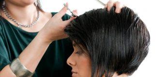 type of hair cutting
